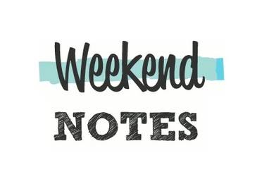 weekendnotes