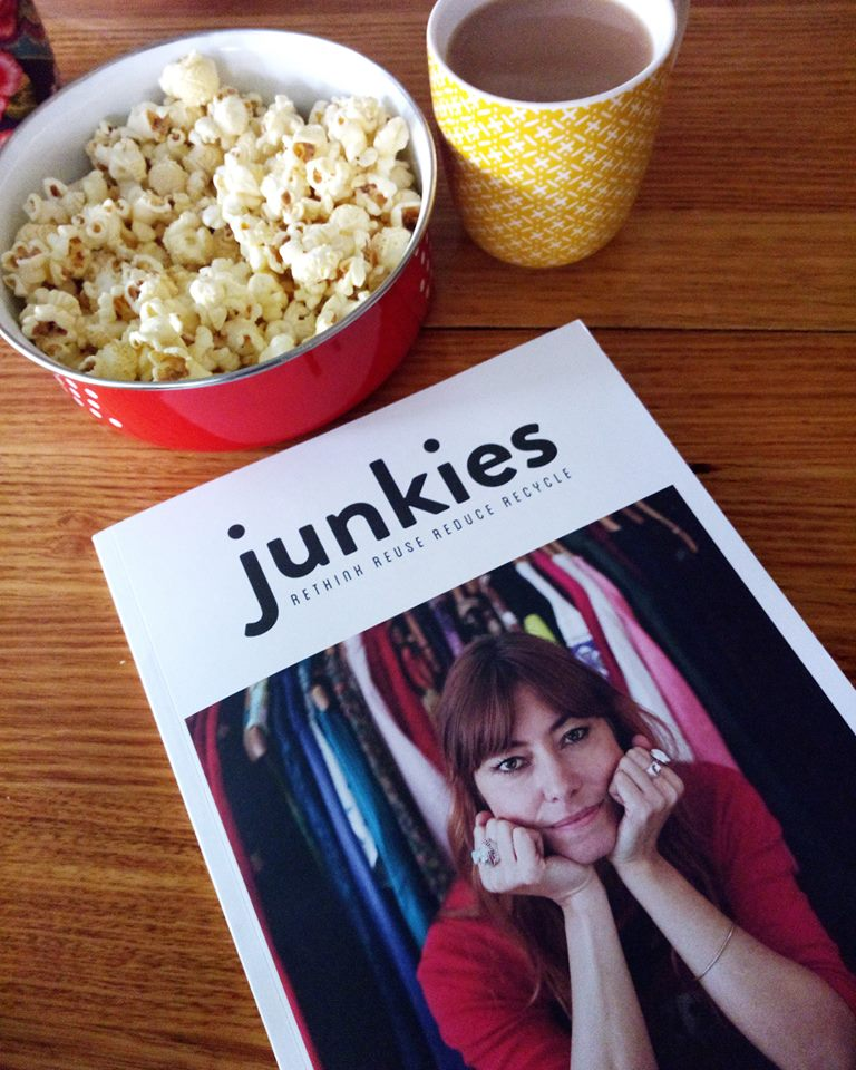 Junkies Magazine Australia Issue 14